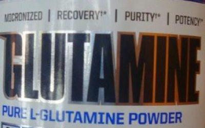 глутамин в спорте