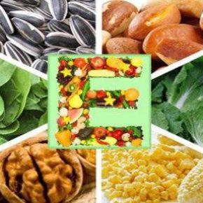 Витамин Е и его польза для бодибилдера