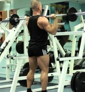 телосложение- три типа телосложения бодибилдера
