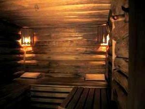 финская сауна или родная русская баня