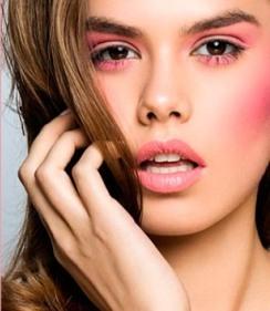 простой макияж