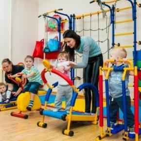Фитнес для детей детский фитнес