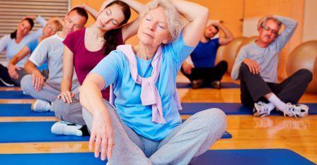 программа тренировок для пенсионеров