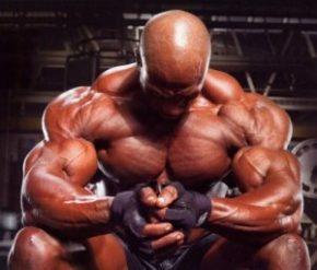 большие мышцы