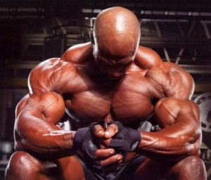 Комбинированная силовая тренировка-большие мышцы