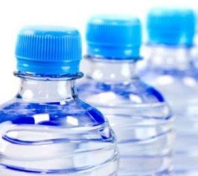 бутылки с водой, чтобы похудеть