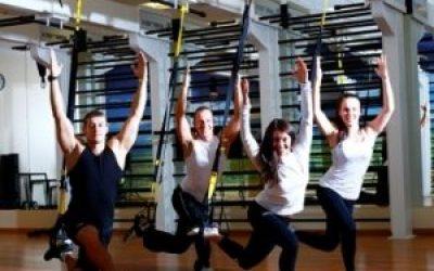 упражнения с ремнями