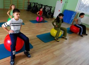 фитнес для детей- детский фитнес