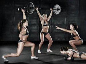 Как сделать живот плоским- фитнес тренировка