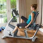 Велотренажер для похудения дома и в фитнес клубе