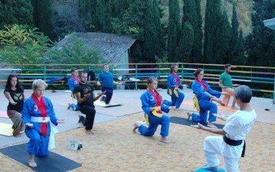 Корейская йога Кук Сан До