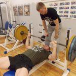 Тренировка высокой интенсивности- им штанги