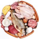 Сбалансированное питание при занятии спортом-еда бодибилдера