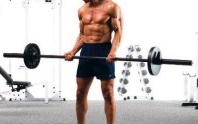 Тренировка высокой интенсивности- упражнение на бицепс