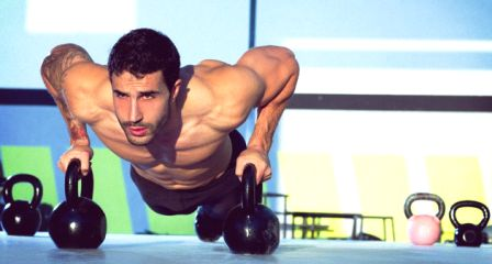 Тренировочная программа на стероидном курсе