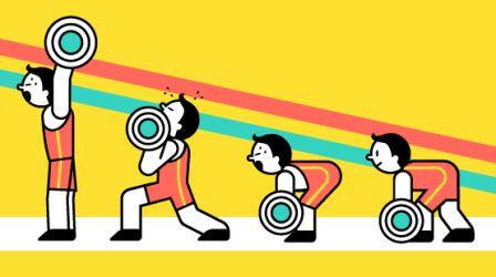 пауэрлифтинг - тяжелая атлетика для начинающих