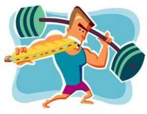Правильное питание бодибилдера- как нарастить мышечную массу