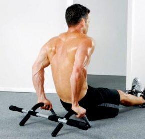 упражнения на трицепс, Интервальная тренировка для похудения