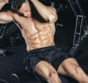 как накачать мышцы- пресс