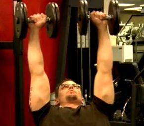 Простые силовые упражнения в тренажерном зале