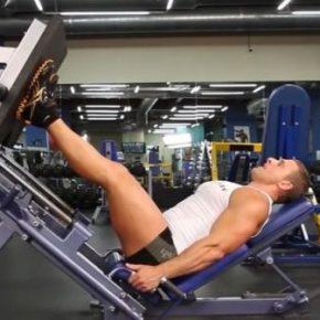 Как правильно приседать, чтобы накачать ноги