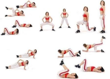 утренняя зарядка комплекс упражнений
