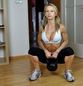 комплекс фитнес упражнений для начинающих