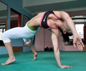 поный комплекс фитнес упражнений