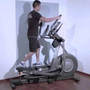что нужно для занятий фитнесом- Эллиптический тренажер nordictrack