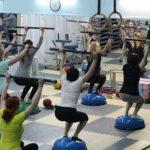 Фитнес аэробика для похудения