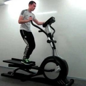 Орбитрек- спортивный тренажер