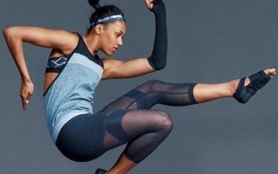 спортивная одежда для фитнеса и йоги
