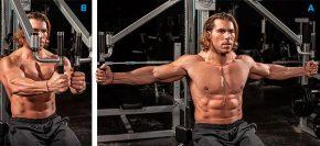 Упражнения на грудные мышцы в тренажерном зале