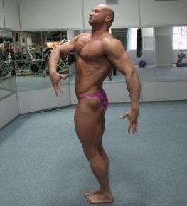 Как накачать большие мышцы