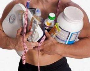 Правильное спортивное питание начинающего бодибилдера