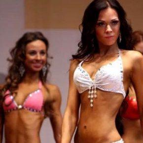 Современный женский фитнес и бодибилдинг
