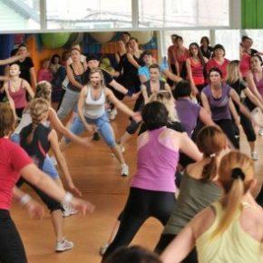 фитнес клуб и тренажерный зал