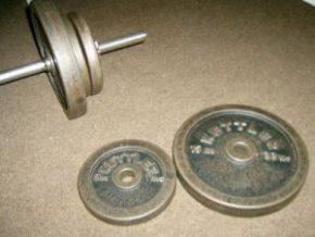 Тренировка мышц в домашних условиях