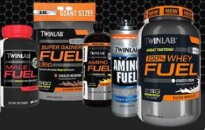 Спортивное питание компании Twinlab