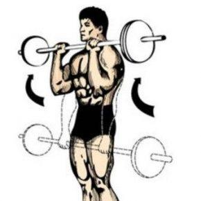 Программа тренировок для набора массы 3 дня в неделю
