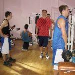Программа тренировок 3 раза в неделю для начинающих бодибилдеров