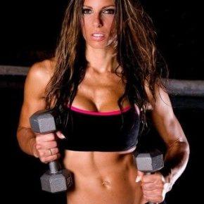 силовые тренировки на все группы мышц, сплит тренировка