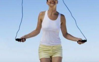прыжки на скакалке, прыжки со скакалкой для похудения