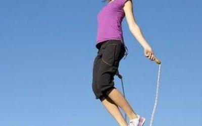 Прыжки со скакалкой- упражнения со скакалкой