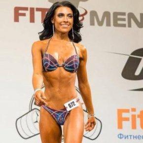 образ девушки фитнес бикини, с чего начать, купальник Fitness bikini для начинающих