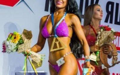 Правильный образ девушки на «Фитнес бикини»