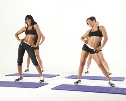 Аэробика- Эффективная кардио тренировка для сжигания жира