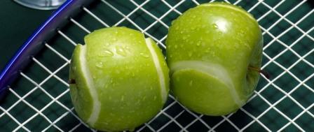 Что едят теннисисты на тренировках и во время матча