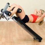 Простые упражнения для накачки пресса