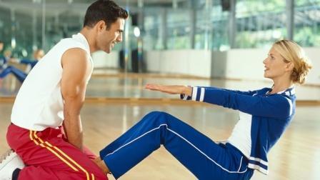 персональный тренер по фитнесу и спорту